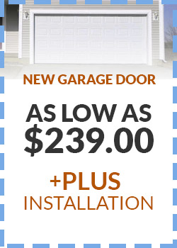 New Garage Door Discount Coupon Plus Installation
