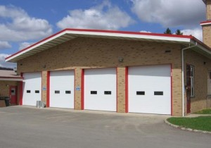 firestation overhead doors