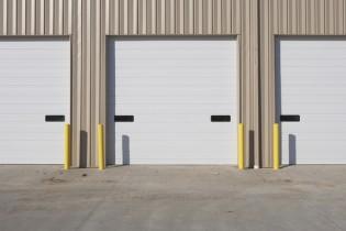 3 overhead doors