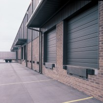 loading dock garage doors