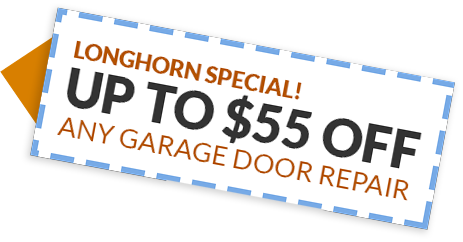Coupon for the Longhorn Special