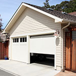 open-garage-door