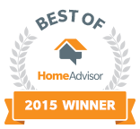 Best garage door company Home Advisor 2015